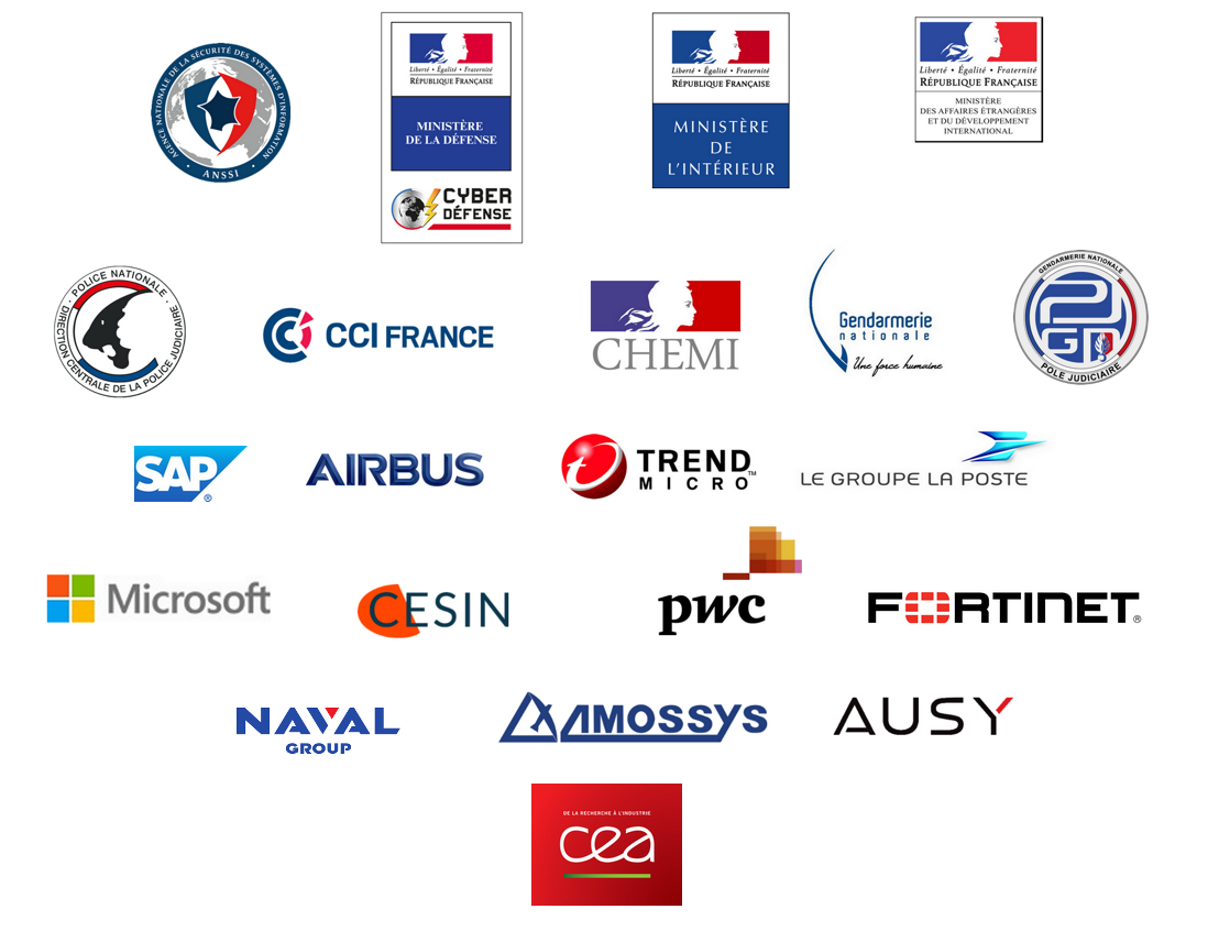 Rencontres parlementaires cybersecurite
