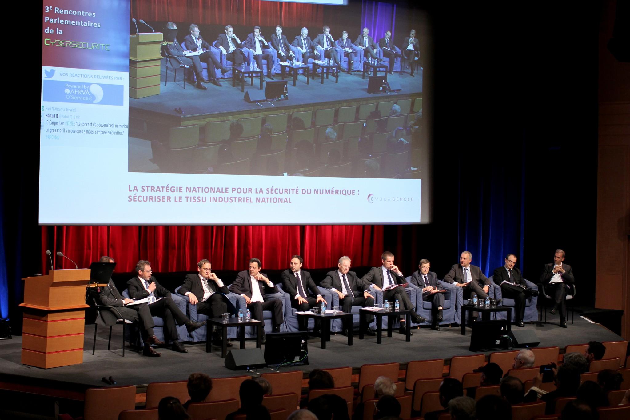 Rencontres parlementaires de la securite nationale