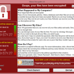 Expertises croisées sur WannaCrypt