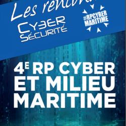"""4ème édition des #RPCyberMaritime à Paris  Les #RPCyberMaritime sont organisées depuis trois ans pour travailler avec les acteurs du monde maritime sur les enjeux de la sécurité numérique, """"de la terre à […]"""