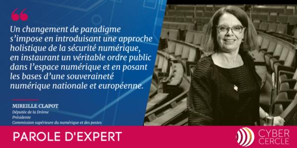 Astrid FROIDURE - Parole d'Expert CyberCercle